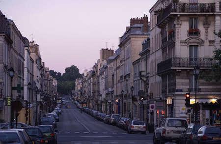 street lamp: Chateau de Versailles, France