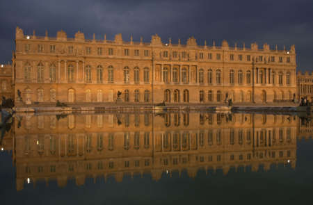 Chateau de Versailles, France photo