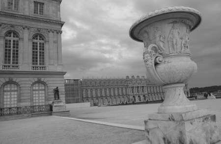 Chateau de Versailles, France Stock Photo - 185618