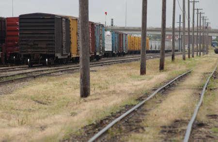 ironworks: Winnipeg, Manitoba, Canada Stock Photo