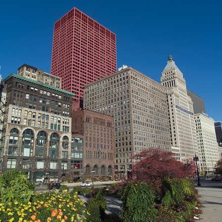 cna: Alta grattacieli a Chicago