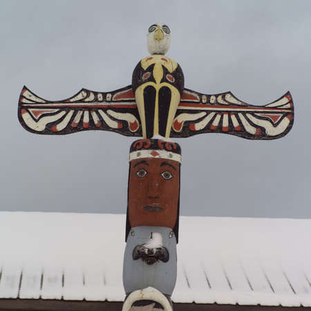 churchill: Churchill - Northern Manitoba, Totem Pole