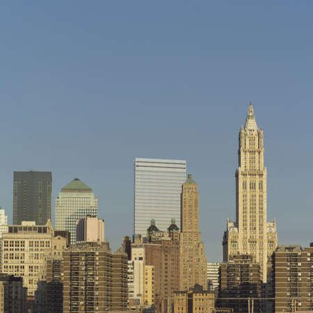 New York City Skyline Stock Photo - 296444