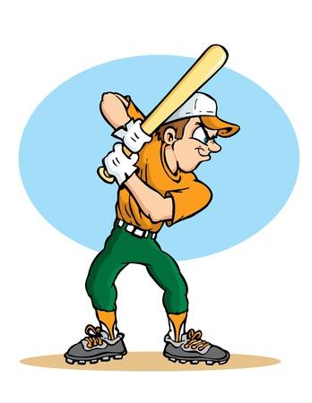 home run: Home Run Ready  Illustration