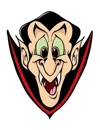 Mr. Vampire Ilustração