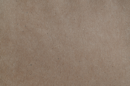 Kraft brown paper full frame macro shot background