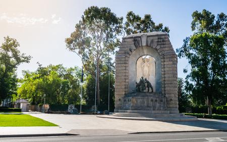 National war Memorial in Adelaide SA Australia