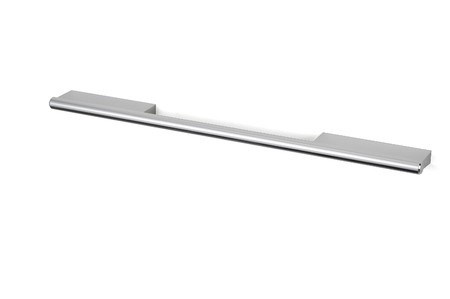 furniture hardware: mango de aluminio