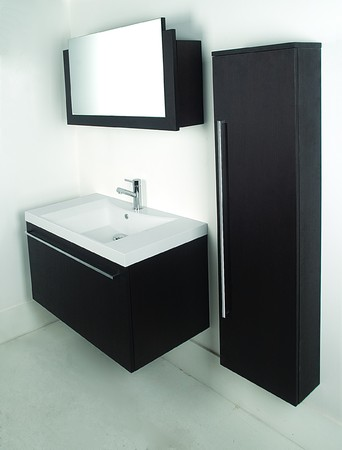 typical modern bathroom standard size set furniture