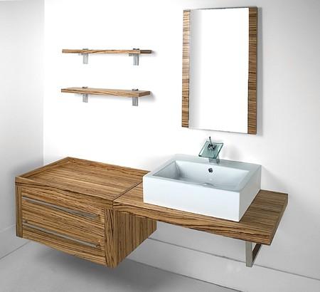 typical modern bathroom standard size set furniture