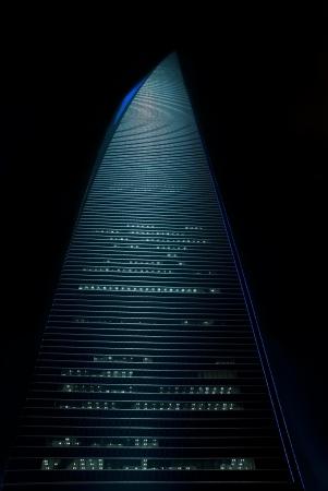 pu dong: shanghai, world financial center