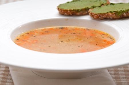 classic Italian minestrone