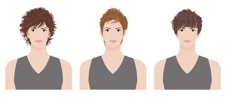 shortcut: man hairstyle