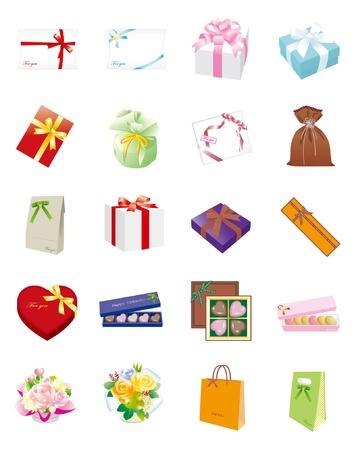 flower icon: Gift
