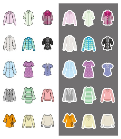 shirts: Fashion  Woman  Clothes