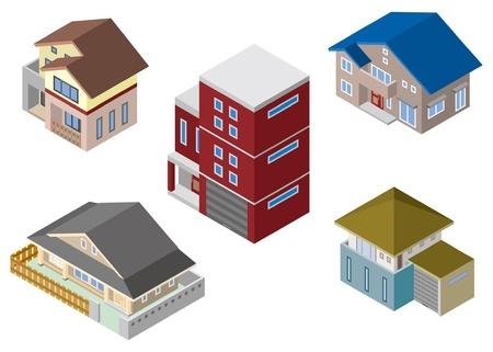 HOUSE Stock Vector - 12219000