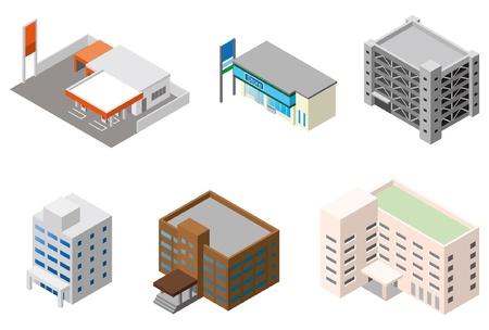 hospital building: Building