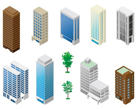 건물의 모델