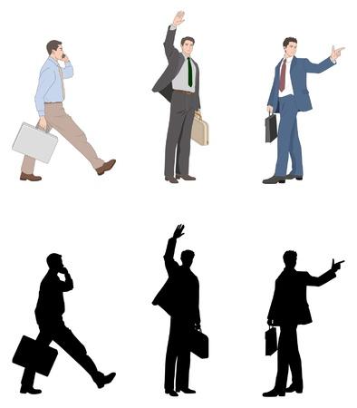 business shirts: Hombre de negocios