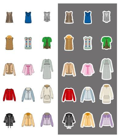 ensemble: Fashion  Woman  Clothes