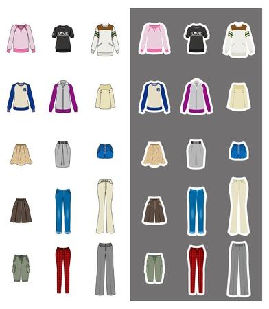 Fashion  Woman  Clothes