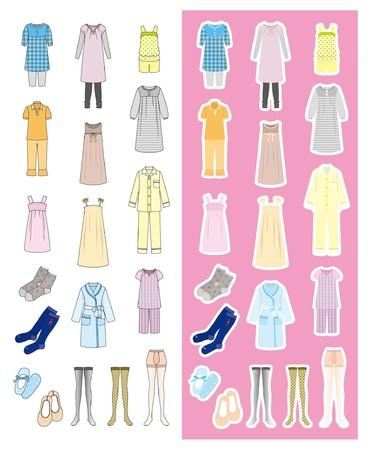 pijama: Moda  Mujer  Ropa