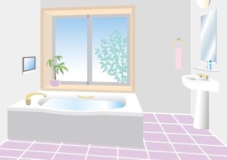 Bathroom 向量圖像