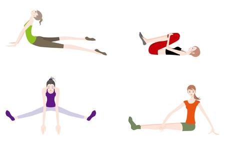 Woman / Gymnastics