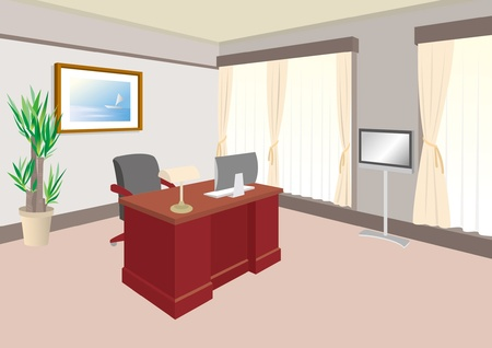 Office  President Vector
