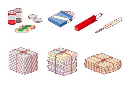 separacion de basura: Reciclaje  Basura