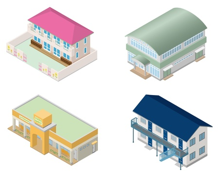 convivencia escolar: Edificio
