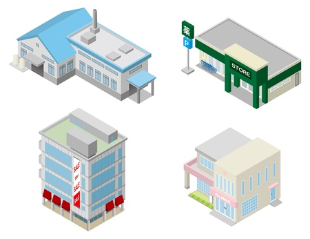 factories: Building