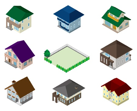 Building / House Stock Vector - 15830727