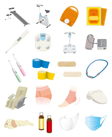medical supplies: Health goods