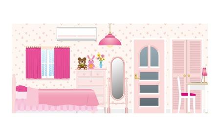 Girls room_Type1