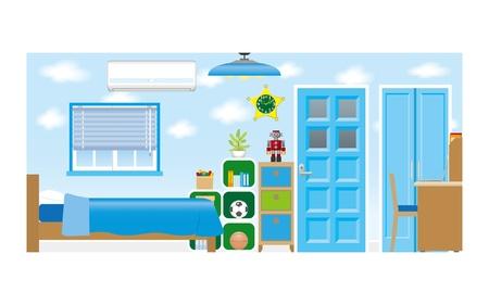 toy chest: Boys room_Type1