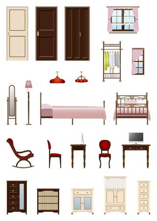 女性 room_furniture 写真素材 - 20749477