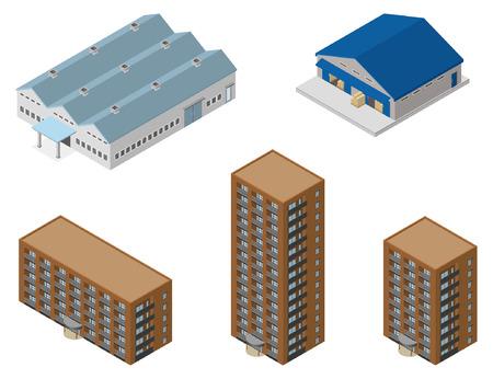 company building: Building