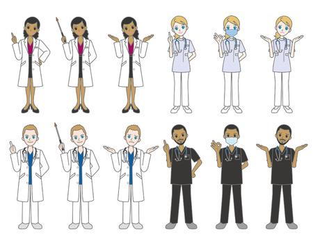 의사와 간호사