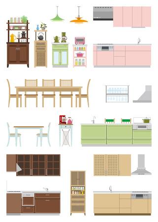 Furniture   Kitchen