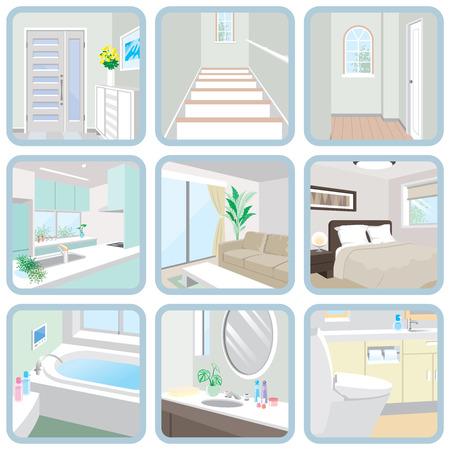 bed: Interior  Room