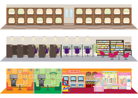 toy shop: Various entertainment
