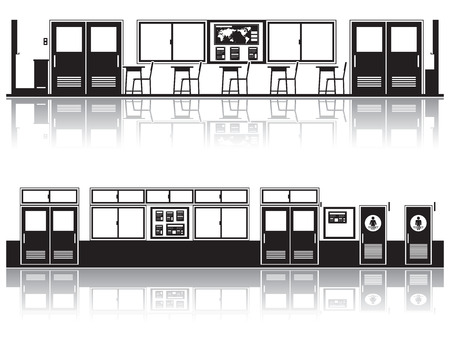 cram: Landscape of various schools