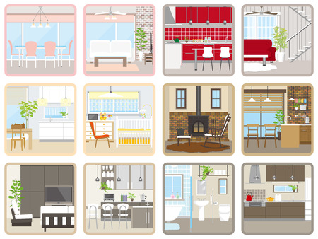 living space: Living space