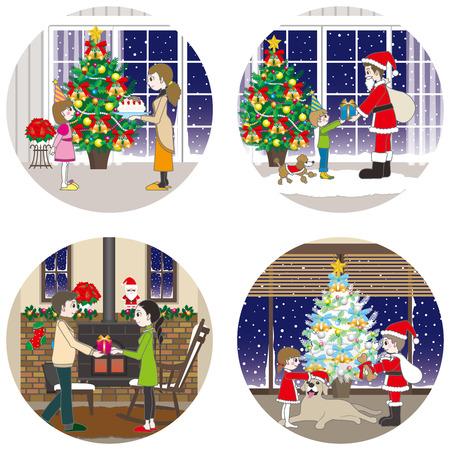 christmas night: The family and Christmas