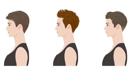 hair style: Hairstyle