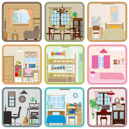 indoors: Interior  Room