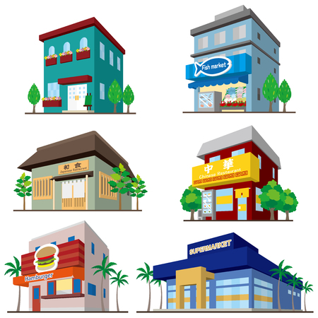 Edificio / figura Sólido