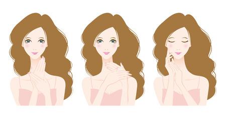 beauty woman: Woman skin care, Beauty,