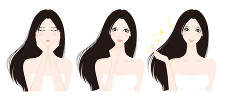 beauty care: Woman skin care, Beauty,